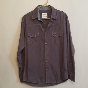 PD&C ~ Long Sleeve Button Down Shirt
